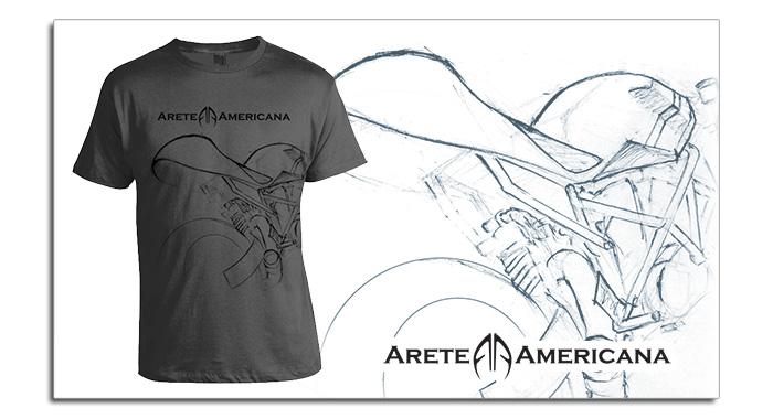 Arete Americana Tee#3