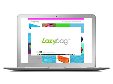 LazyBag Website