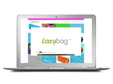 LazyBag Website