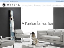 Moroni USA Website